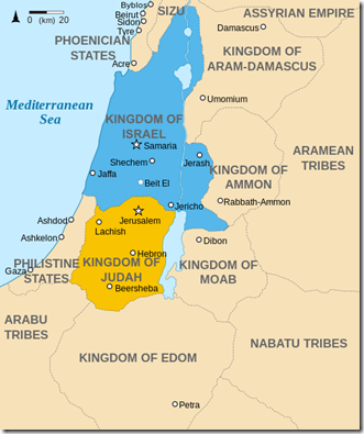 500px-Kingdoms_of_Israel_and_Judah_map_830.svg